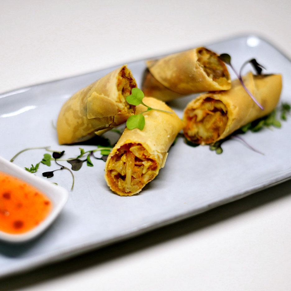 Asian haute cuisine