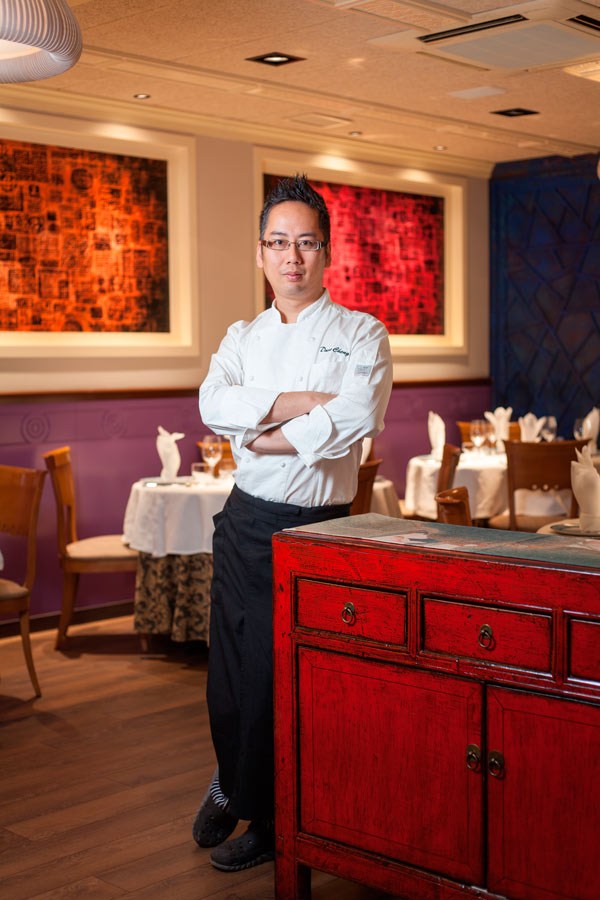 Dave Cheng (Chef)