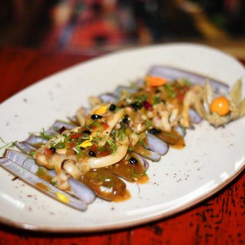 Restaurante asiático en Madrid