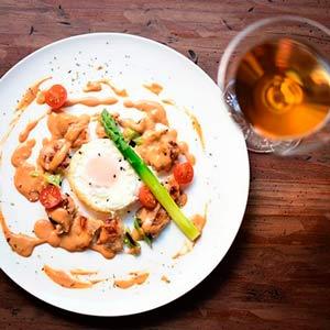 Alta Cocina asiática THE ONE